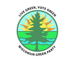 Wisconsin Green Party Logo